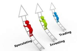 Investing trading and speculating differ
