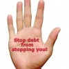 Debt control! Stop debt from stopping you.