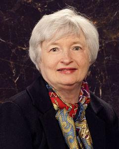Janet Yellen, Chair, U.S. Federal Reserve Bank